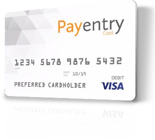 image of payentry card