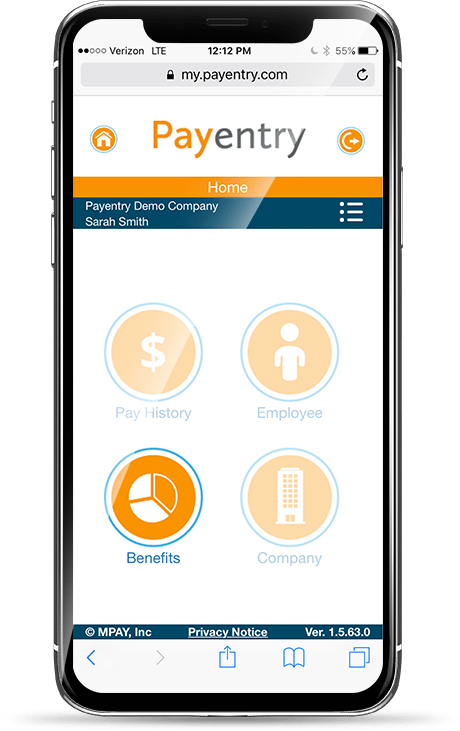 Mobile Benefit Administration Tools