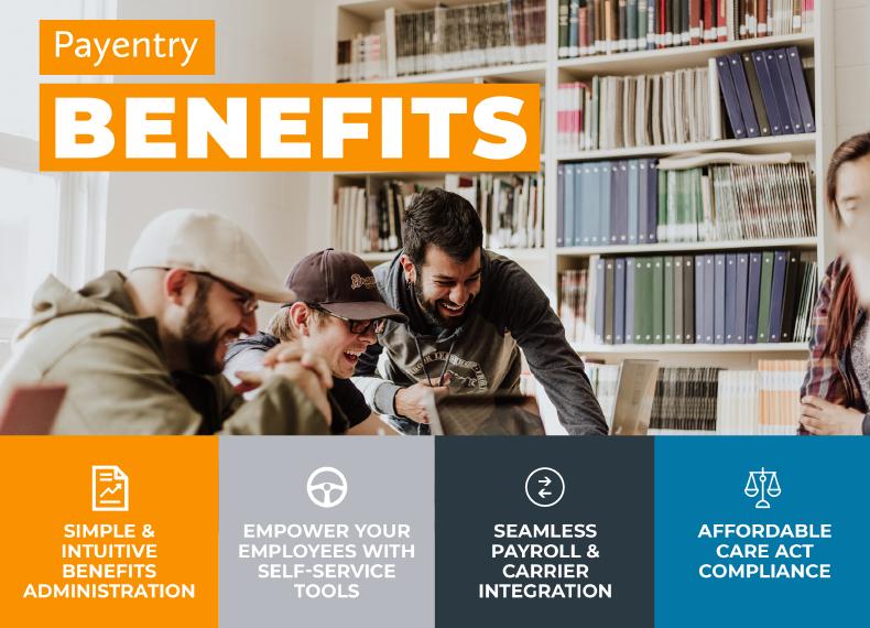 Open Enrollment for Benefits Administration Demo